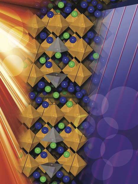A new material for solar panels could make them cheaper, more efficient | Slash's Science & Technology Scoop | Scoop.it