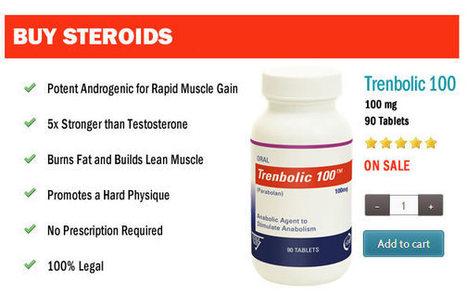 Trenbolone Finaplix 200 mg / mL - Tren Enanthat