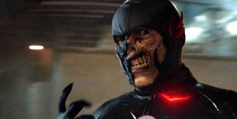 When Black Flash Will Show Up Again, According To Andrew Kreisberg - CINEMABLEND | Comic Book Trends | Scoop.it
