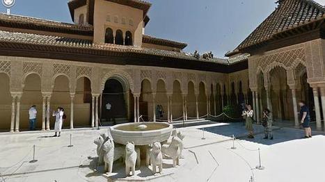 Ya se puede visitar La Alhambra, la Sagrada Familia o Atapuerca sin moverse de casa... gracias a Google Maps | DOCUARCH | Scoop.it