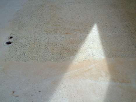 Concrete Overlay Youtube Colonial Floor Car