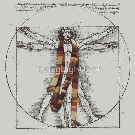 Da Vinci Meets the Doctor by Terry Lightfoot   Personal Creations   Scoop.it