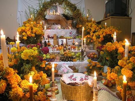 ¿Cómo hacer un altar demuertos? | La Miscelánea | Scoop.it