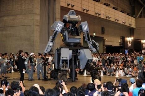 Kuratas : le Metal Gear en vrai | Innovation & Sérendipité | Scoop.it