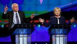 Compare Hillary Clinton & Bernie Sanders debate positions | Current Politics | Scoop.it