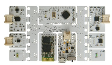 A DIY body sensor kit for app developers and tinkerers | InternetdelasCosas | Scoop.it