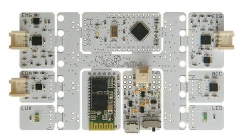 A DIY body sensor kit for app developers and tinkerers | InternetdelasCosas | Scoop.it