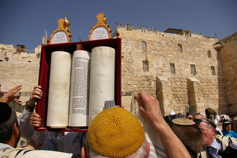 Simchat Torah, Jewish Education and the Sixth Day | Jewish Education Around the World | Scoop.it