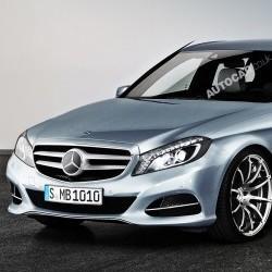 Primeros detalles sobre el futuro Mercedes Clase C | La Marca de la Estrella | Scoop.it