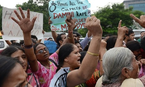 Cleaner 'raped girl, 4, at back of Mumbai school bus after telling her | News round the Globe especially unacceptable behaviour | Scoop.it