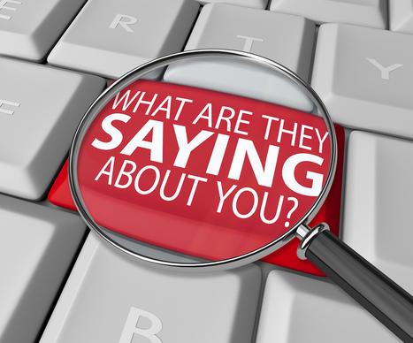 Dealing with Negative Comments Online from Your Employees | SocialMedia Source | Scoop.it