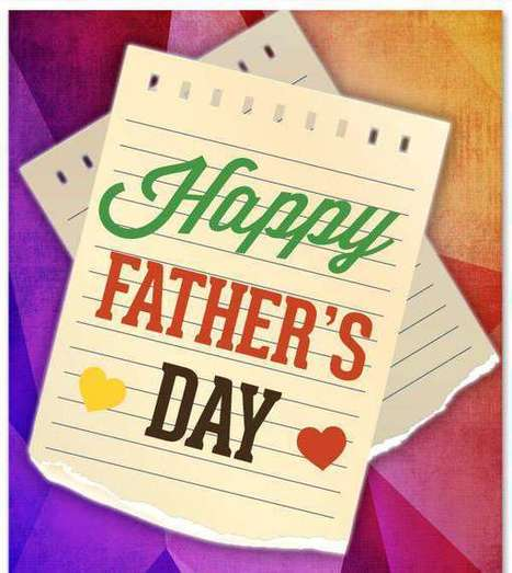 Happy Fathers Day Quotes In Hindi फ