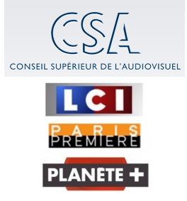 LCI, Paris Première: le CSA dévoile ses études   DocPresseESJ   Scoop.it