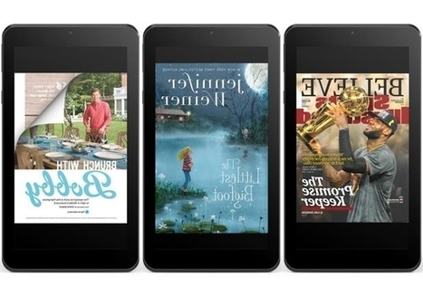 Barnes and Noble Removes $50 Nook Tablet From Store Shelves | Ebook and Publishing | Scoop.it