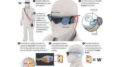 Implante en la retina permite a invidente leer en #Braille con la vista | eSalud Social Media | Scoop.it