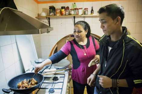 Bangladeshi family cooks up success in Hungary – in any language - UNHCR (press release)   Speak to the future   Scoop.it