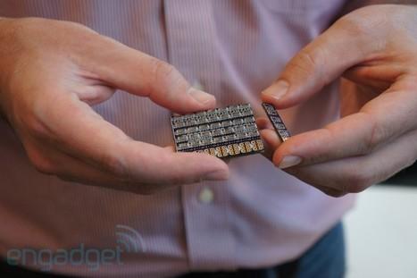 TakkTile turns digital barometers into open-source robot touch sensors | Des robots et des drones | Scoop.it