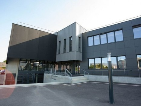 Une école d'ingénieurs double sa surface et se dote de salles BIM | Ingénieur, la Formation | Scoop.it