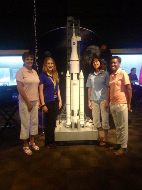 Astronaut Abby: Celebrating the Past and Looking Toward the Future: Space Shuttle Atlantis Grand Opening.   @ThorMercury1 Promotes Science   Scoop.it