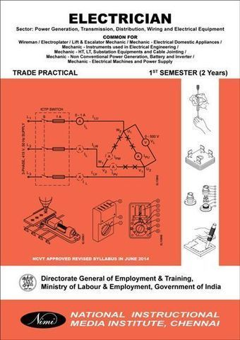 iti electrician theory book free download wes