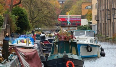 Canal Boats: The Last Option For Affordable Living In London Is Causing Problems | AUSTERITY & OPPRESSION SUPPORTERS  VS THE PROGRESSION Of The REST OF US | Scoop.it