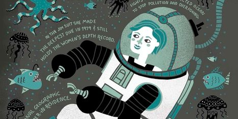 This graphic novel shares the badassery of women in science | Coffee Party Feminists | Scoop.it