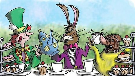 BBC Learning English - Dramas from BBC Learning English / Alice in Wonderland: Part 7: A mad tea-party | eflclassroom | Scoop.it