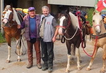 A cheval des Vosges aux Alpes | Cheval et Nature | Scoop.it