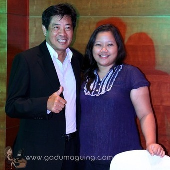Meeting the New President and CEO of Canon Marketing Philippines - Gay Aida Dumaguing | Business and Online | Scoop.it