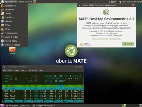 Ubuntu : installer le bureau Mate   Astuces Linux   Scoop.it