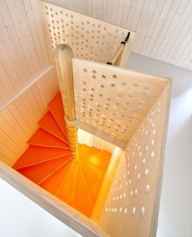 Inspiration : 10 Beautiful Staircases | Interior Design Ideas, Tips & Inspiration | Designing Interiors | Scoop.it