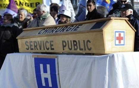 La loi Bachelot a fait de l'hôpital une entreprise | Indigné(e)s de Dunkerque | Scoop.it