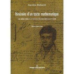 Itinéraire d'un texte mathématique | Livraison mathématique | Mathoscoopie | Scoop.it