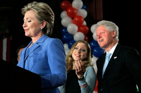 Hillary's Doomed if She Can't Learn to Talk About Her Privilege | News in english | Scoop.it