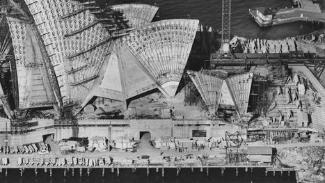 V&A | Engineering the World: Ove Arup and the Philosophy of Total Design | design exhibitions | Scoop.it