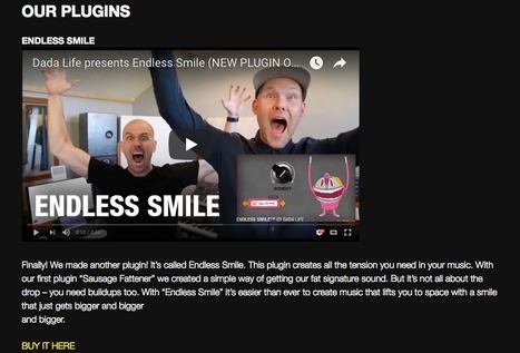 Dada Life Endless Smile Plugin Free Download |