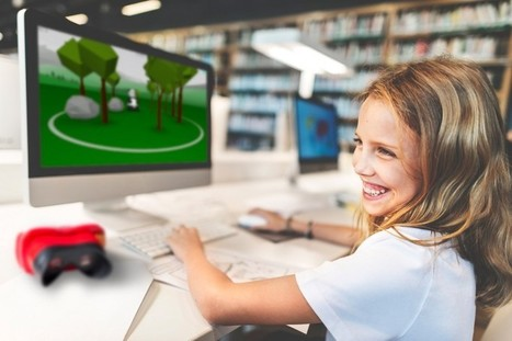 Building #virtual# realities in the classroom | The Future of Education  - Where do we go now? | Scoop.it