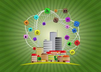 EDF et le groupe SNI s'associent pour développer la smart city | Smart Metering & Smart City | Scoop.it