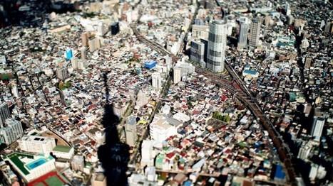 Time lapse de la ville de Tokyo | Urbanisme | Scoop.it