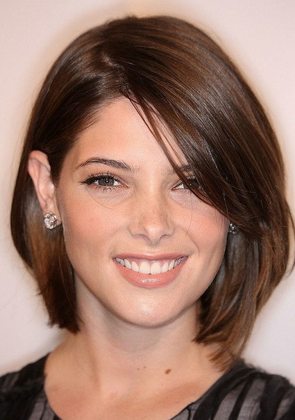 2015 Short Hairstyles for Round Faces   2015inf...