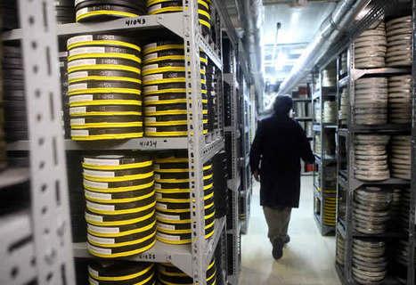 Las filmotecas ante el paradigma digital. Retos y perspectivas de futuro de la actividad filmotecaria en la sociedad de la información /García Casado, Pablo   Comunicación en la era digital   Scoop.it