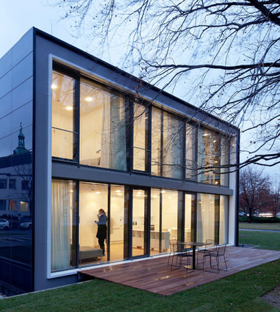 Sustainability – the concept for the Effizienzhaus Plus in Berlin | The Architecture of the City | Scoop.it