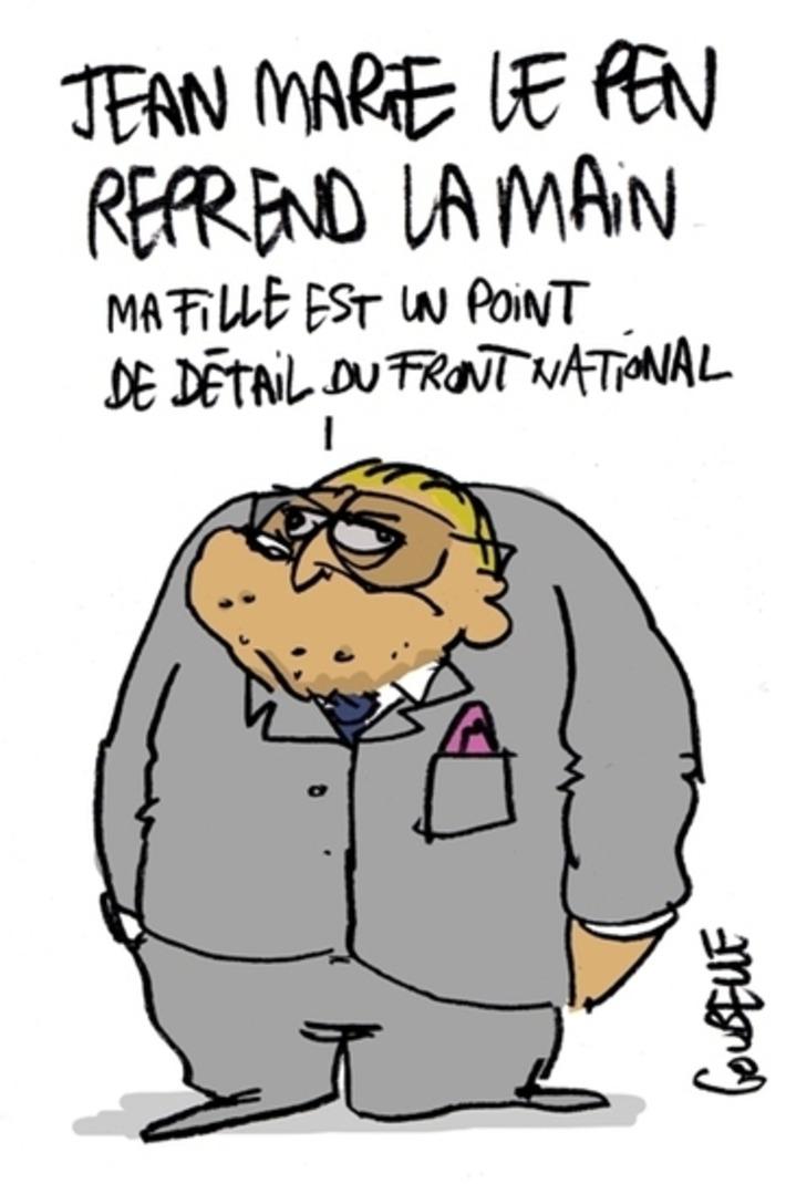 Jean-Marie Le Pen reprend la main   Baie d'humour   Scoop.it