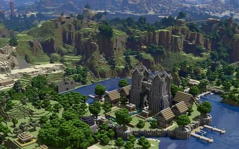 Minecraft-pelaajat värvätään suunnittelemaan kansallispuistoa Australiassa | Pelipedagogiikka | Scoop.it