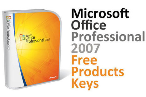 download produkey microsoft office 2007