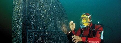 Les mystères engloutis d'Egypte refont surface à Londres | Monde antique | Scoop.it