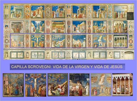 PINTURA ITALO-GÓTICA: GIOTTO, UN ARTISTA INNOVADOR   Enseñar Geografía e Historia en Secundaria   Scoop.it