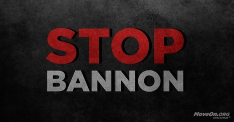 Sign the petition: Stop Steve Bannon   Educating & Enforcing Human Rights For We The People !!   Scoop.it