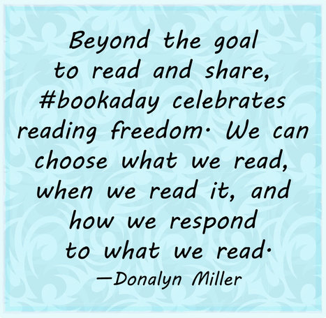 Reading Is Its Own Reward: Summer Reading and the 7th Annual #Bookaday Challenge | Leaves | Scoop.it
