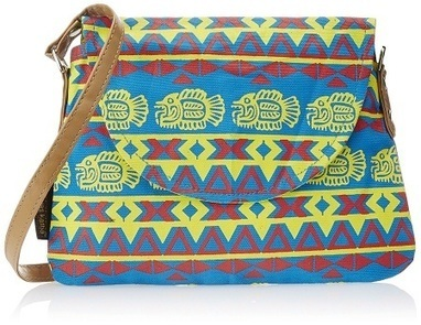 6b0d0435f8 Kanvas Katha Women s Sling Bag worth 399 for 21...